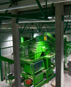 Ragn-Sells treatment process waste fuel